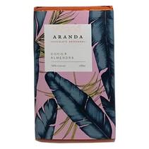 Chocolate de Coco + Almendra 56% Cacao Aranda 105 gr.