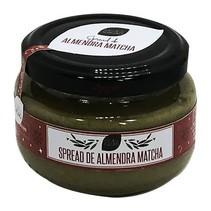 Crema de Almendra con Matcha VM 100 gr.