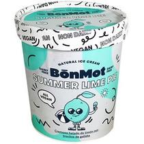 Nieve Vegana Summer Lime Pie Bonmot 16 Oz.