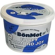 Nieve Vegana Fluffy Almond Joy Bonmot 5 Oz.