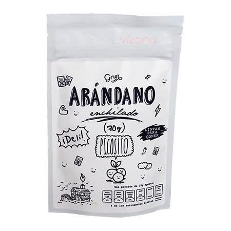 Arándano Enchilado Grunchoice 70gr