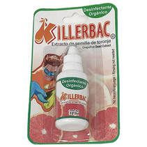 Desinfectante Organico Killerbac 15ml
