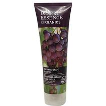 Shampoo de Uva Roja Desert Essence 237ml