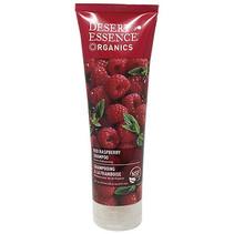 Shampoo de Frambuesa Desert Essence 237ml