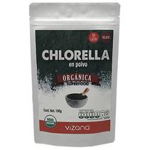 Chlorella en Polvo Organica Vizana 100gr
