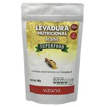Levadura Nutricional Organica Vizana 200gr