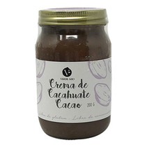 Crema Cacahuate Cacao VM 200gr