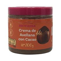 Crema de Avellana con Cacao Morama 200 gr.