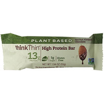 Barra Proteica con Almendra y Sal de Mar ThinkThin 55gr