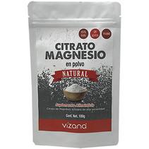 Citrato de Magnesio en Polvo Vizana 100gr