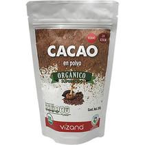 Cacao en Polvo Organico Vizana 200 gr.