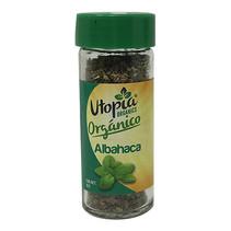 Albahaca Orgánica Utopia 19g