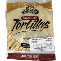Tortillas de Arroz Integral FFL 342gr