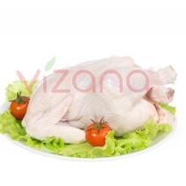 Pollo Entero Orgánico Sin Visceras Pollo Real 1 gr.