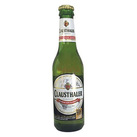 Cerveza Sin Alcohol Clausthaler Index Int 330 ml.