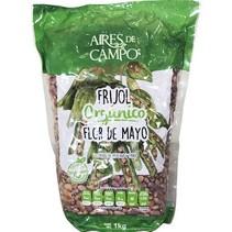 Frijol Flor de Mayo Aires de Campo 1 kg.