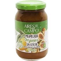 Mermelada Orgánica de Frutos Tropicales con Curcuma ADC 250 gr.