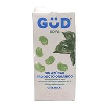 Leche de Soya Sin Azúcar GüD 1 L.
