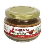 Pimienta Cayena en Polvo Orgánica Vizana 50 gr.