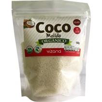 Coco Molido Puro Orgánico Vizana 150 gr.