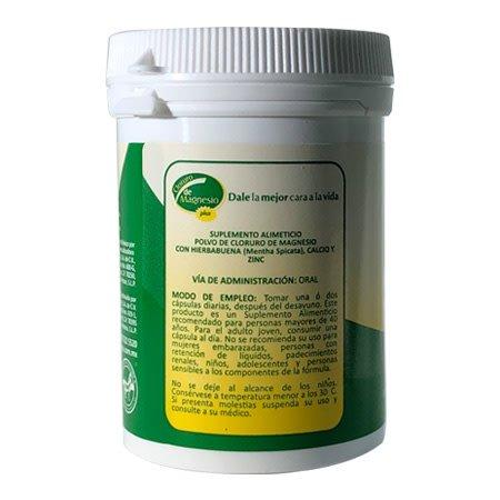 Aceite de magnesio para adelgazar como se hace