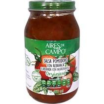 Salsa pomodoro con albahaca ADC 460ml