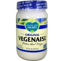 Mayonesa Vegana Original FYH 473 ml.