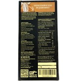 Chocolate Amargo 72% de Cacao Ki Xocolatl 80 gr.