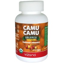 Camu Camu en Cápsulas Orgánicas Vizana 90-500 mg.