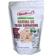 Harina de Trigo Sarraceno S/G NB 500 gr.