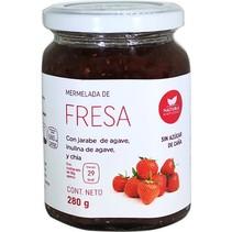 Mermelada de Fresa con chia Natura Bio Foods 280g