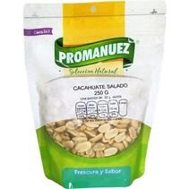 Cacahuate salado Promanuez 250g