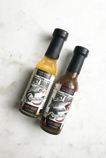 Spicy Shark Hot Sauces