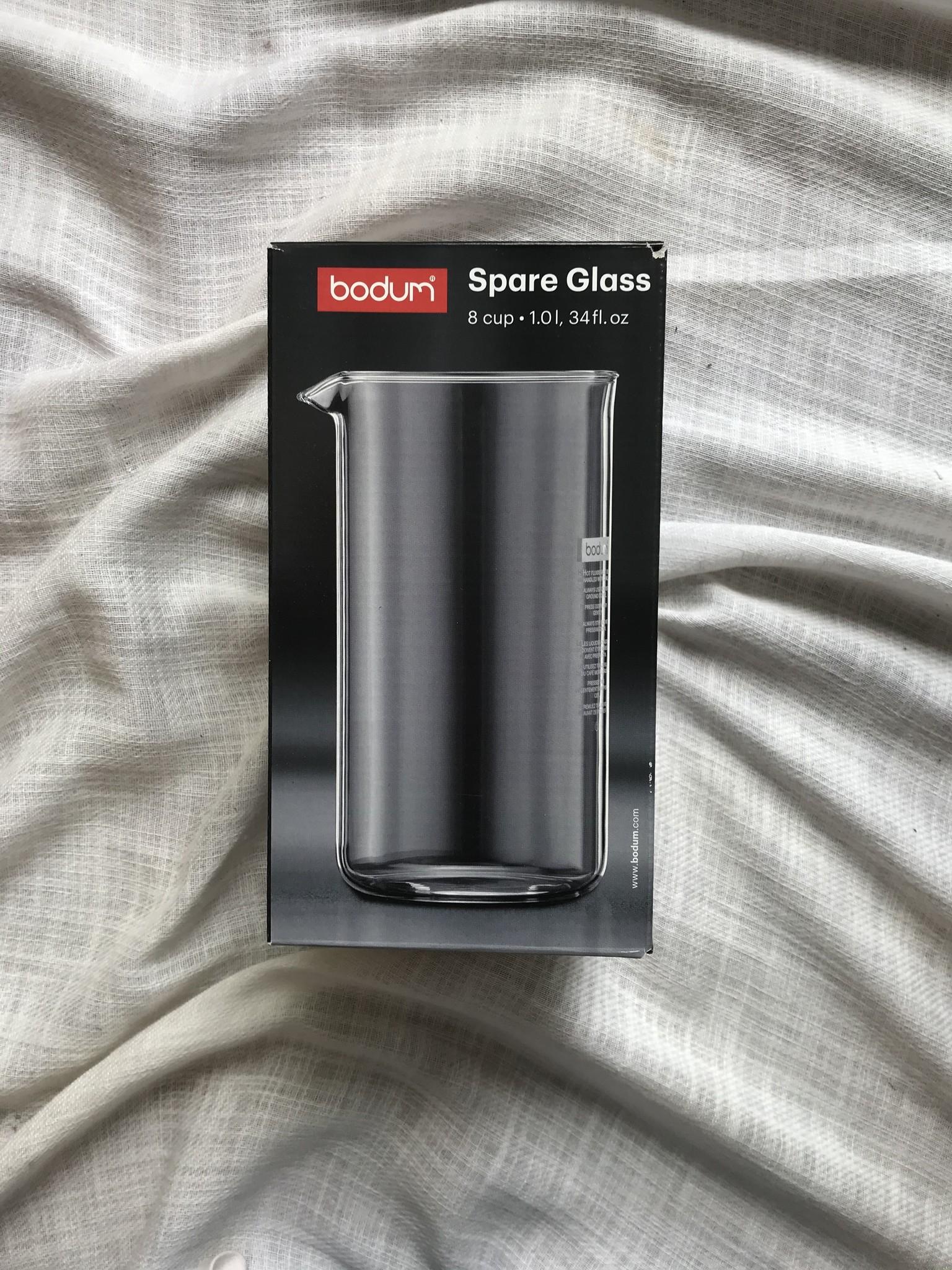 Bodum Spare Glass Beaker 8 cup-2