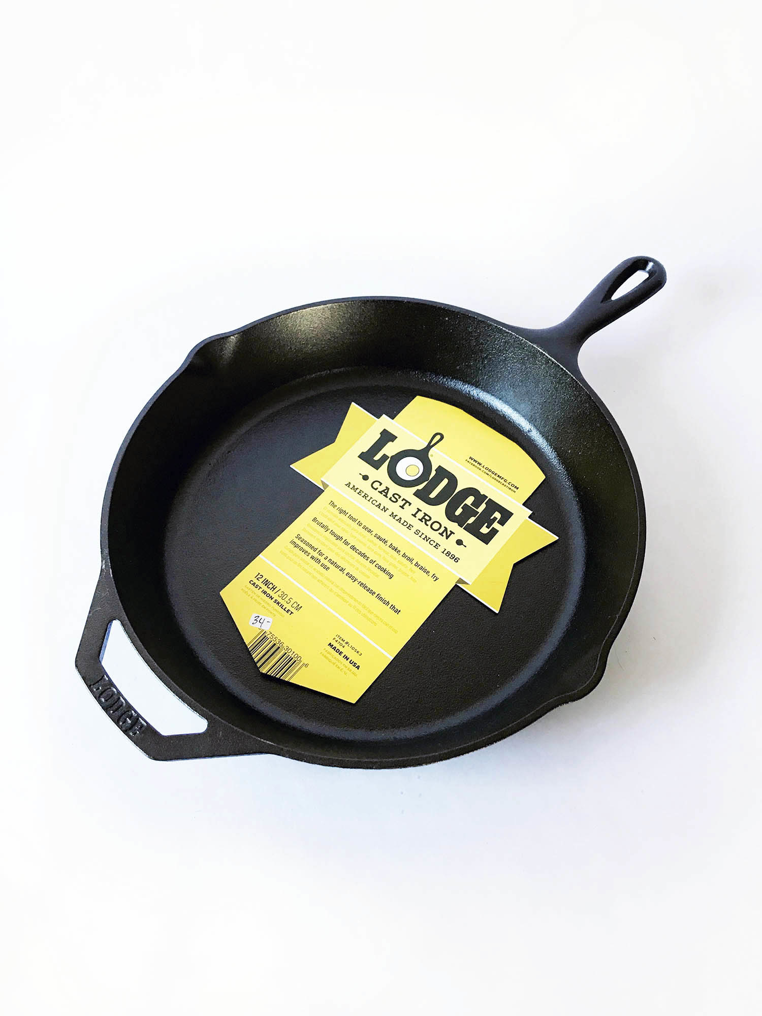 Lodge Cast Iron Skillets-1