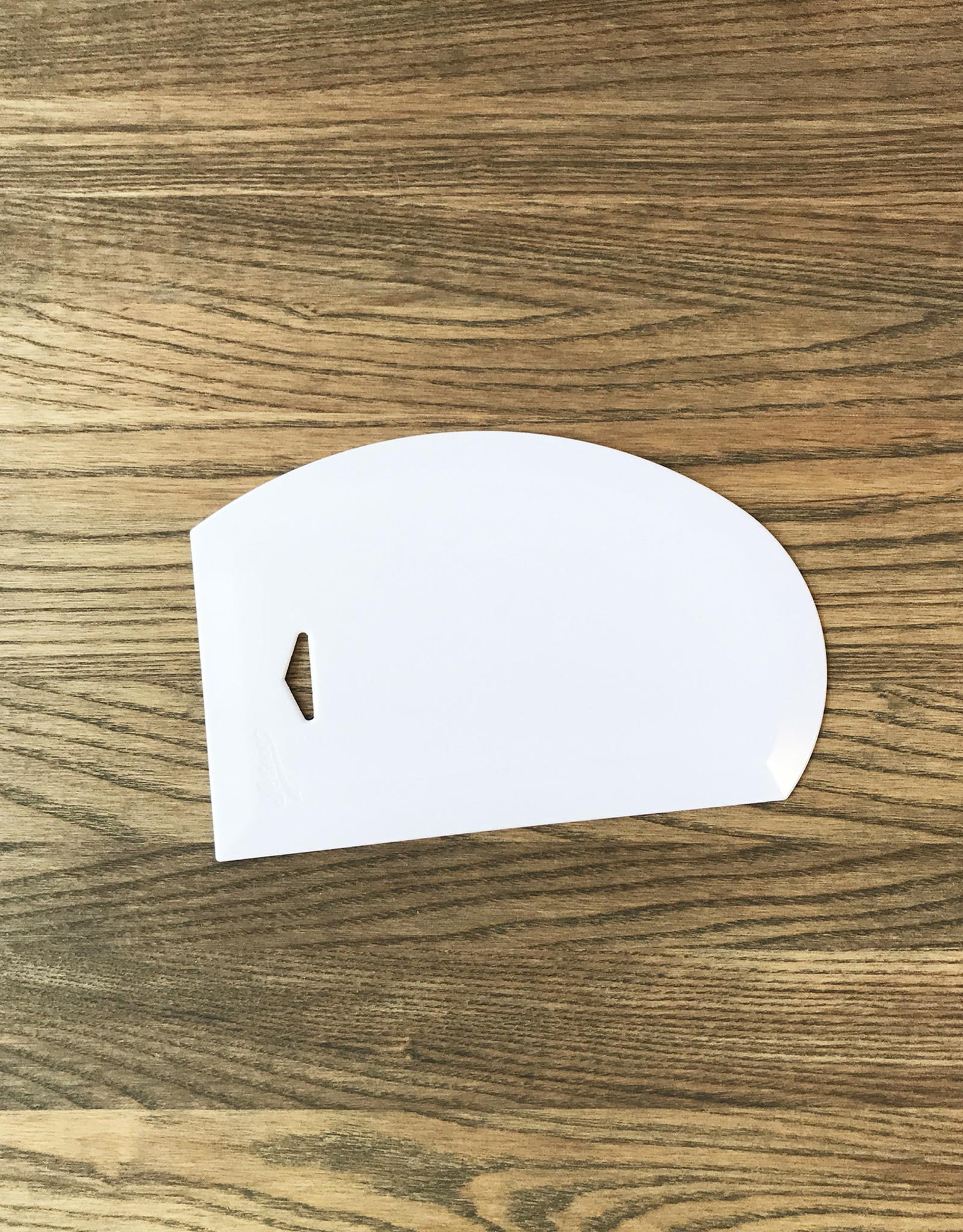 Ateco Ateco Large Plastic Bowl Scraper