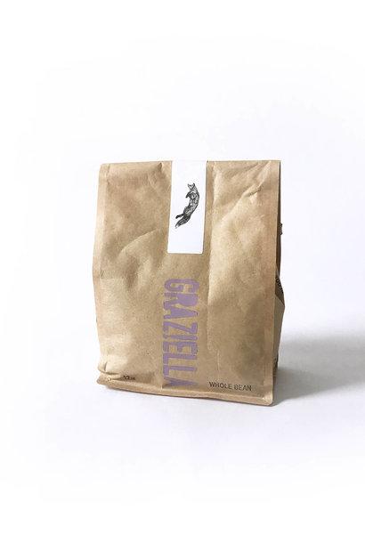 Graziella Whole Bean Coffee 12 oz