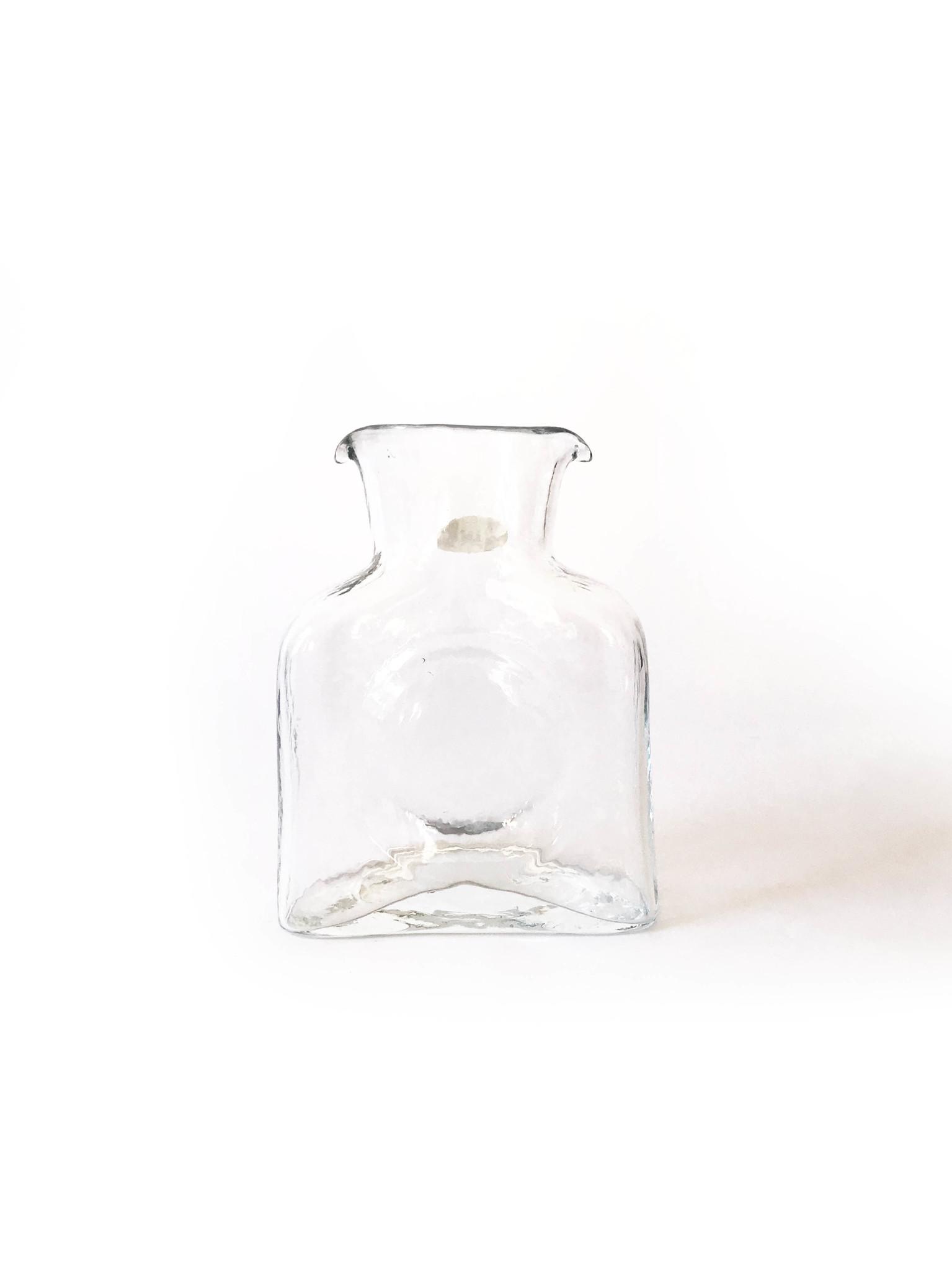 Blenko Water Pitcher Mini-1