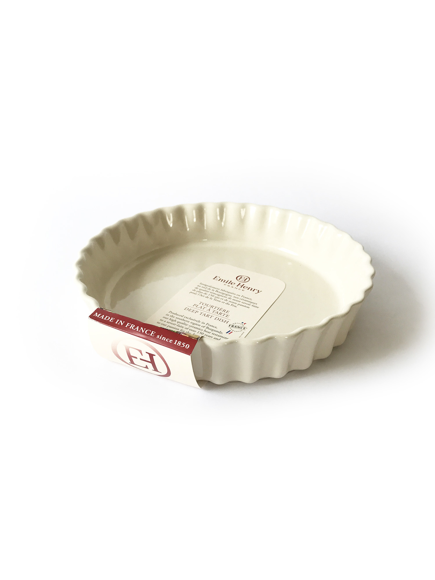 Emile Henry Deep Flan Dishes-2