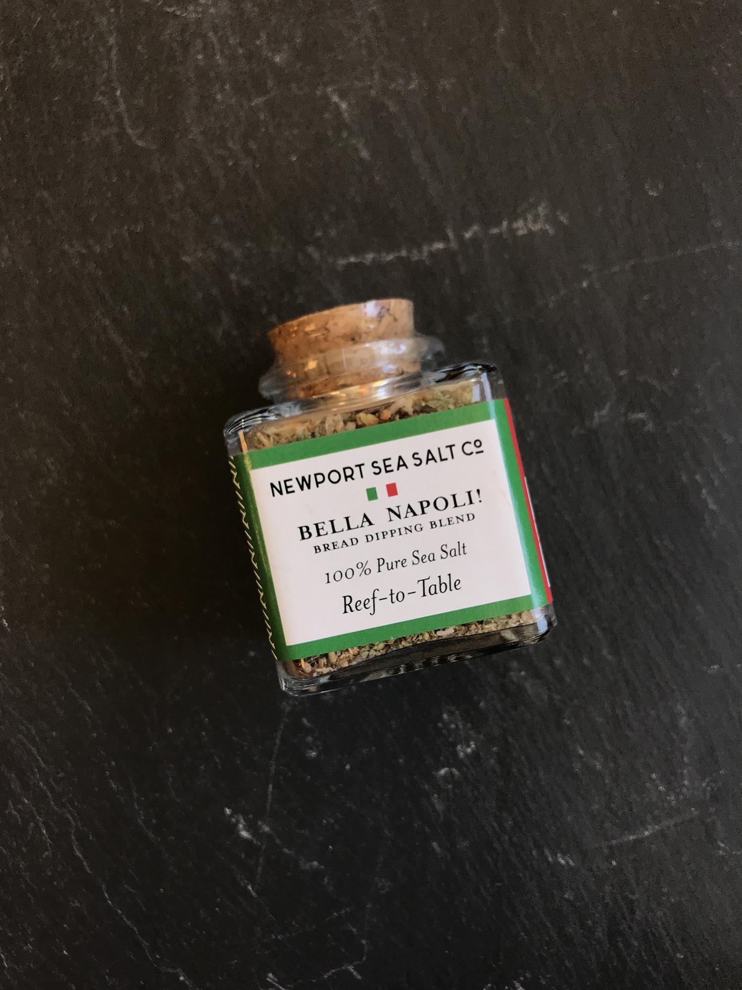 Newport Sea Salt Blends, 2 oz.-3