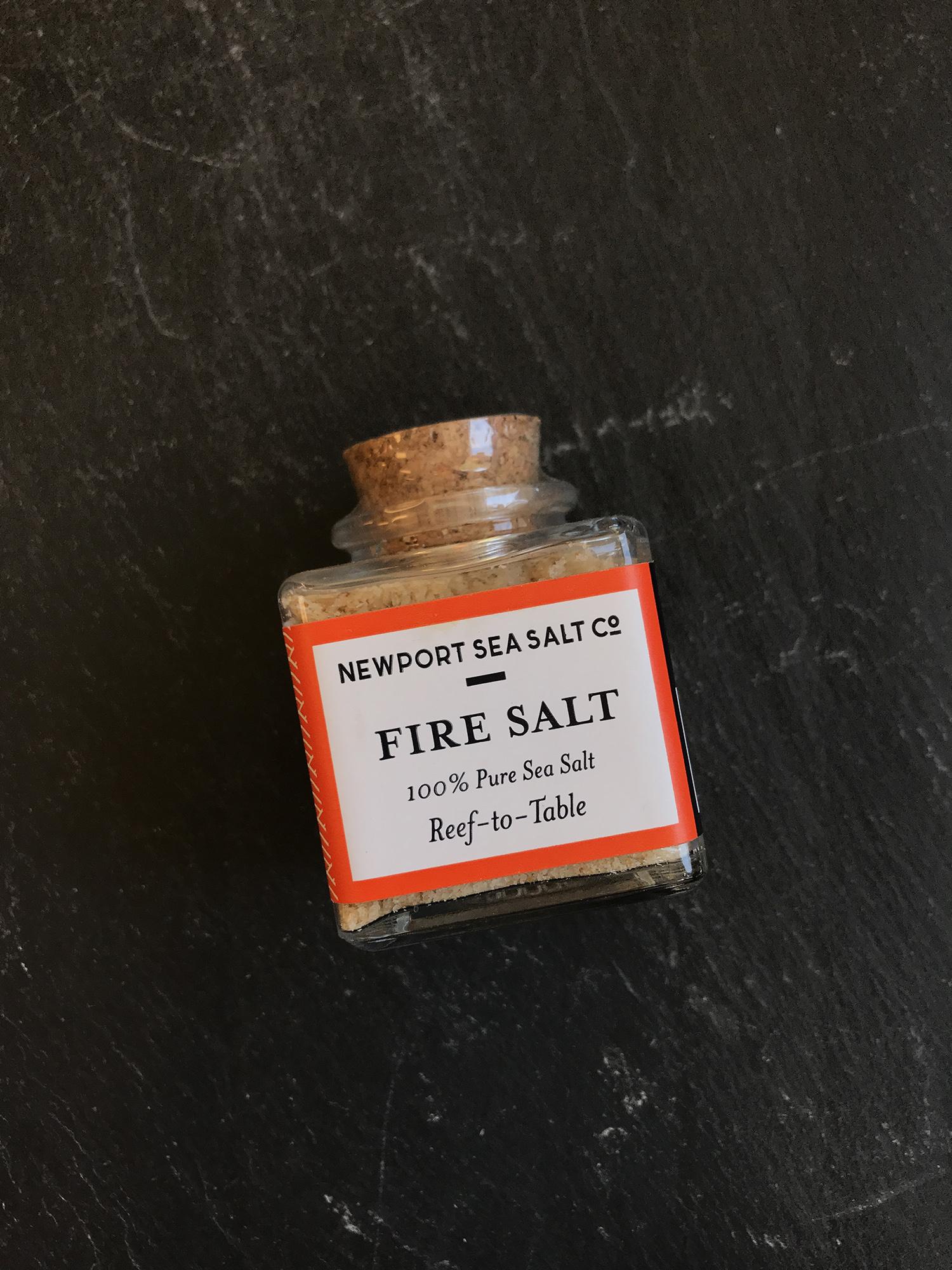 Newport Sea Salt Blends, 2 oz.-5