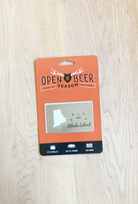 Zootility Zootility Rhode Island Wallet Beer Opener Card
