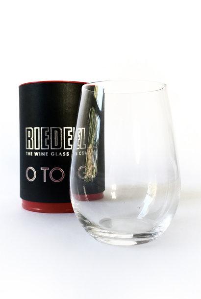Riedel O To Go White Wine Glass