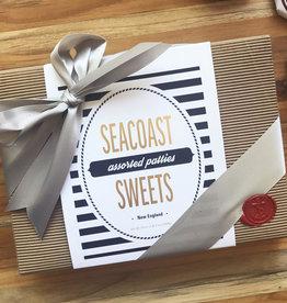 Seacoast Sweets Box, 12 Piece  Assorted Patties