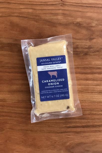 Kilchurn Estate Cheddar Cheese, 6.6 oz.