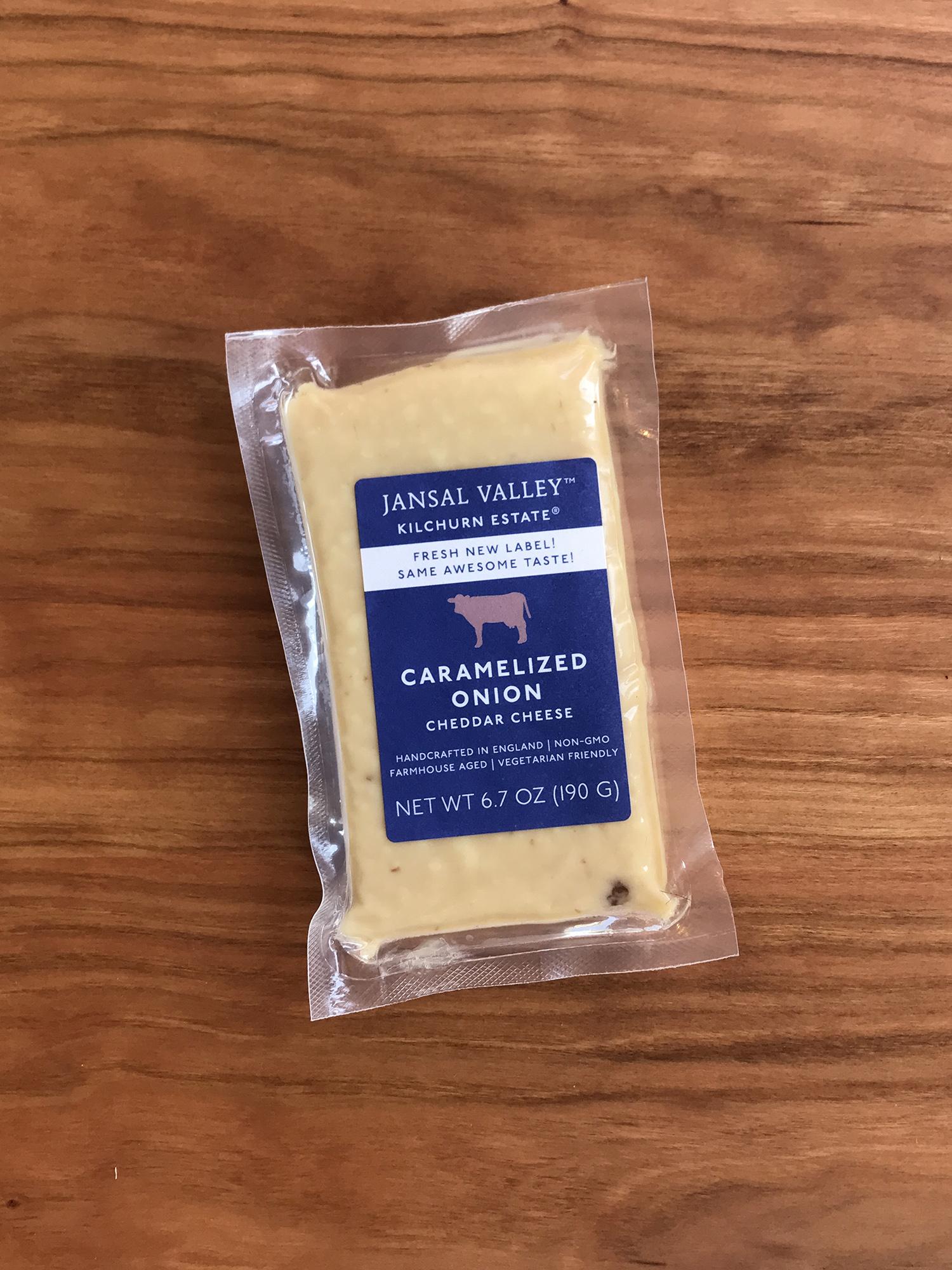 Kilchurn Estate Cheddar Cheese, 6.6 oz.-1