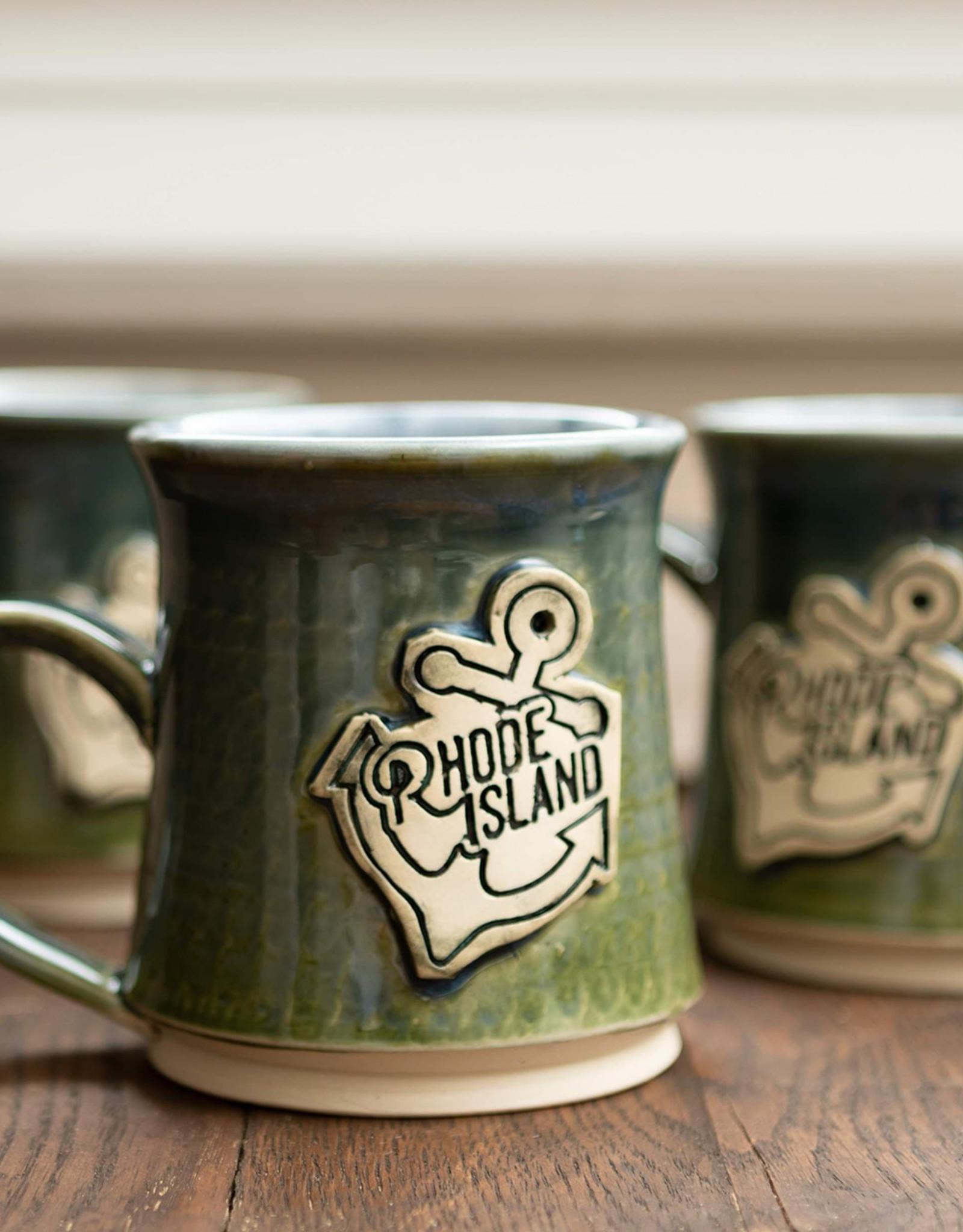 NasserCeramics RI Made Stoneware Mug