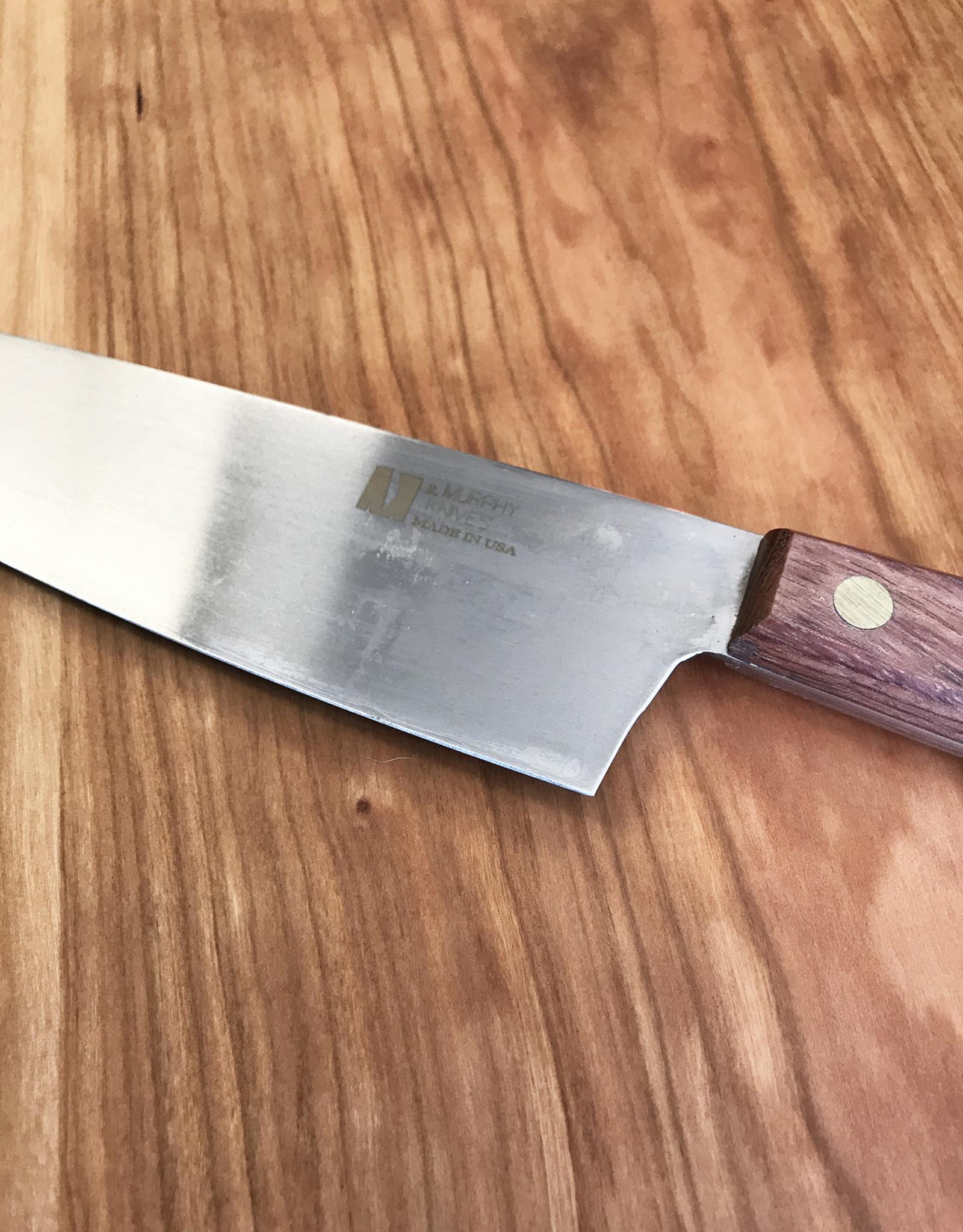 R. Murphy R. Murphy Carbon Chef Knife