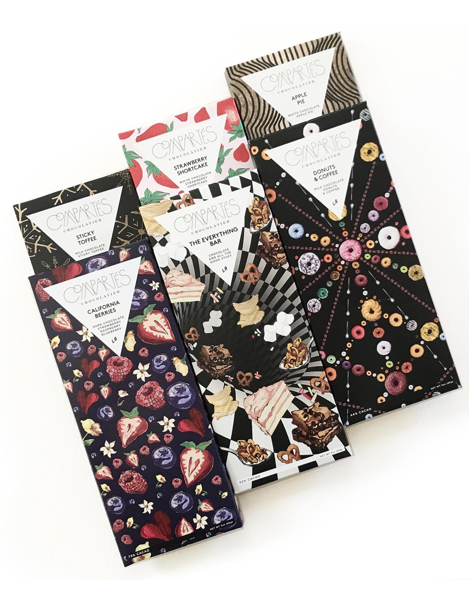 Compartes Compartes Chocolate Bar