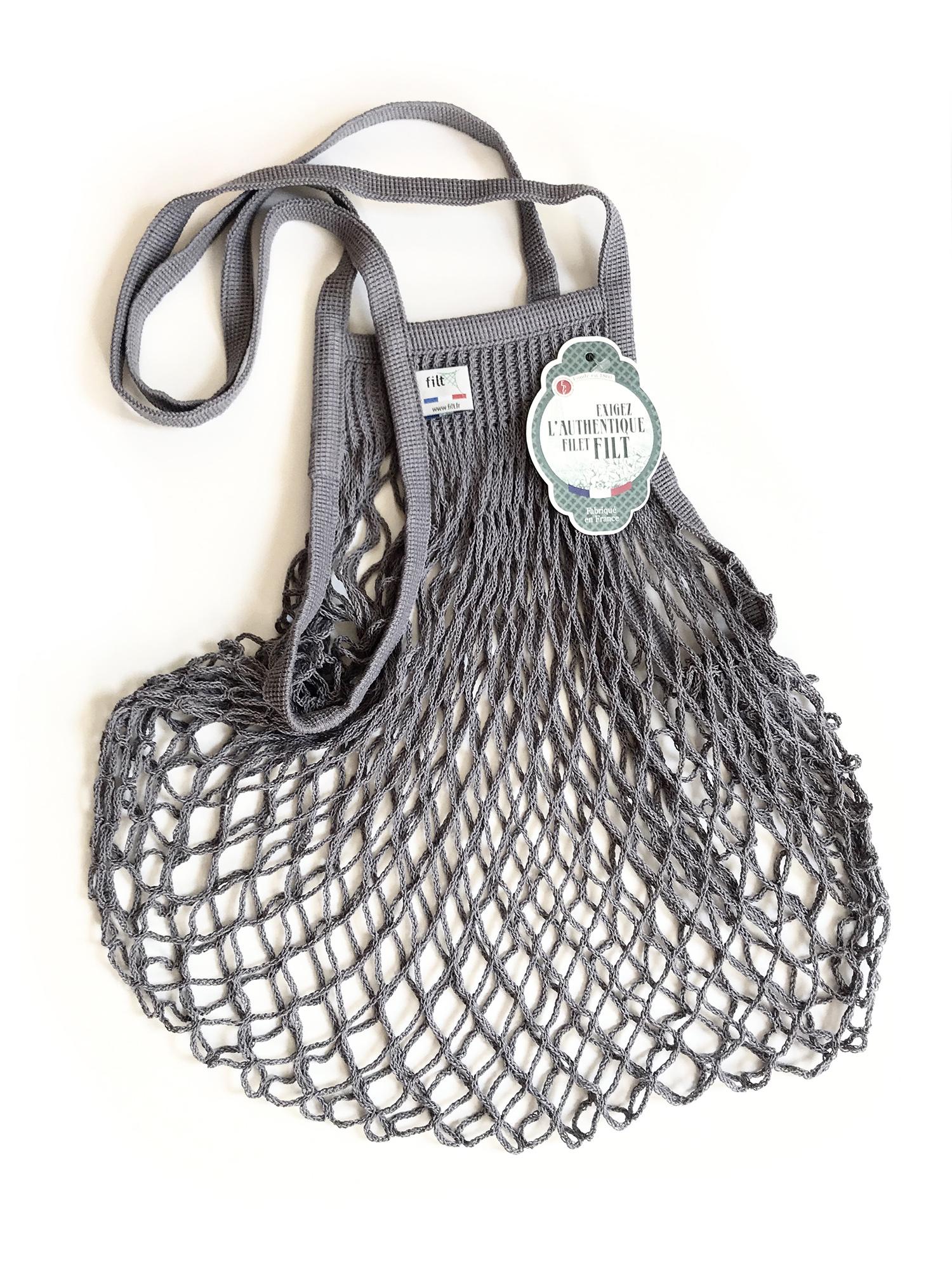 Filt Cotton Net French Bag-1